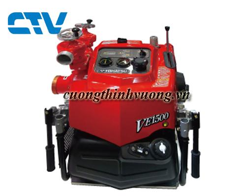 Máy bơm chữa cháy Tohatsu VE1500