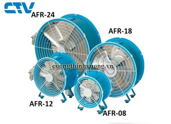Quạt công nghiệp động cơ khí nén Aquasystem