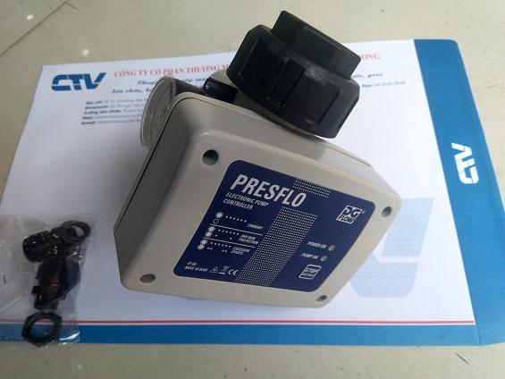 Công tắc áp điện tử - Rơ le dòng chảy PRESFLO